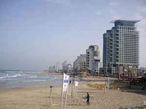 beach tel aviv ausplendor