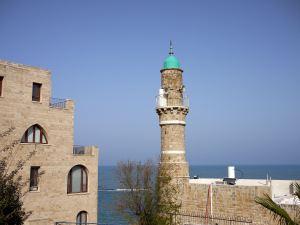 jaffa sea mosque tel aviv ausplendor