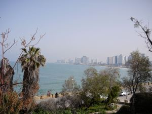 jaffa sea mosque view tel aviv ausplendor